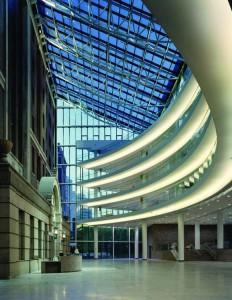 Bellevue atrium