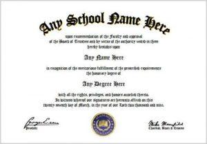 Generic Diploma